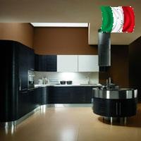 Design cuisines italiennes modernes cuisine italienne design for Modele cuisine equipee italienne