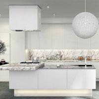 Marosi cuisine italienne de luxe design - Cuisine design de luxe ...