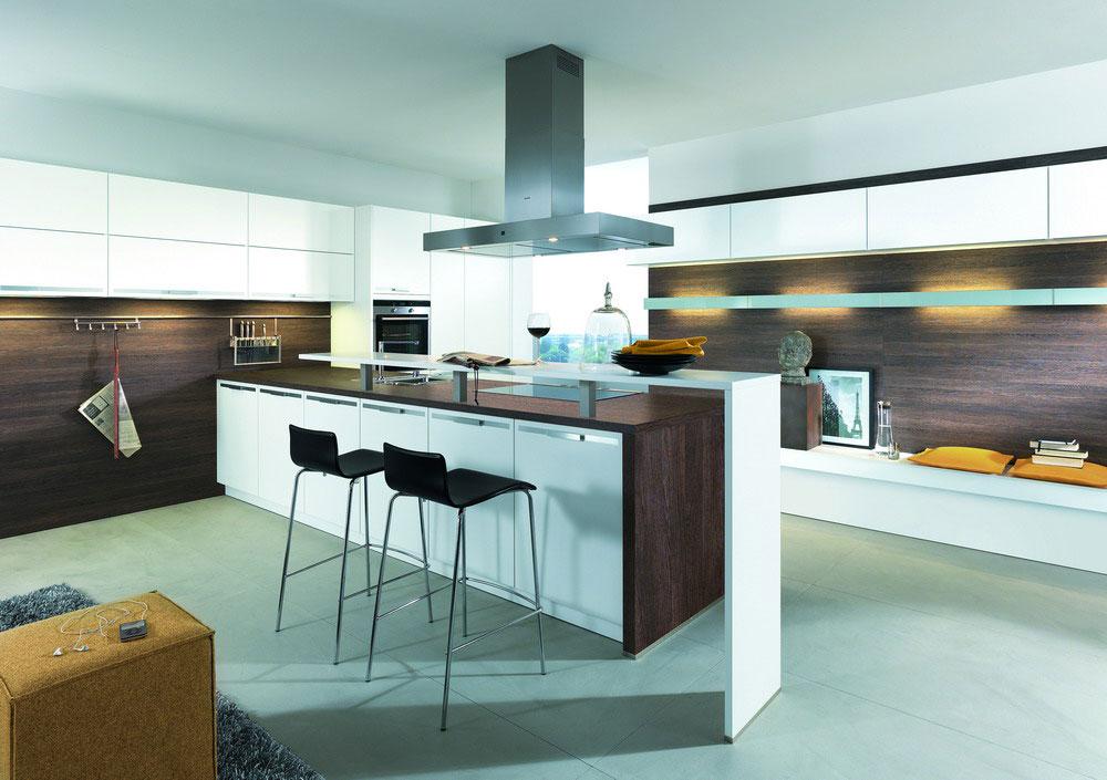 Marosi cuisine italienne de luxe design for Cuisine design luxe