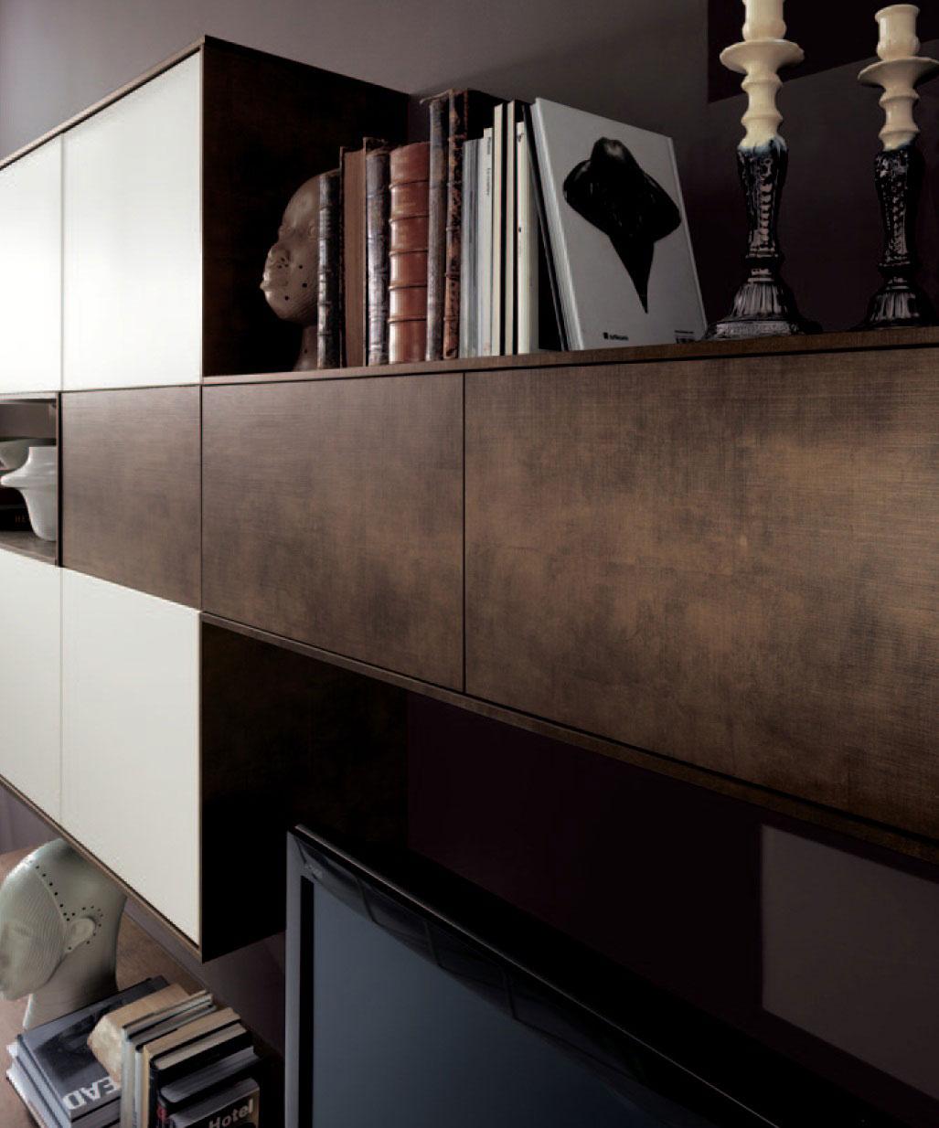 Projet n 3 10 - Decoration living couleurs ...