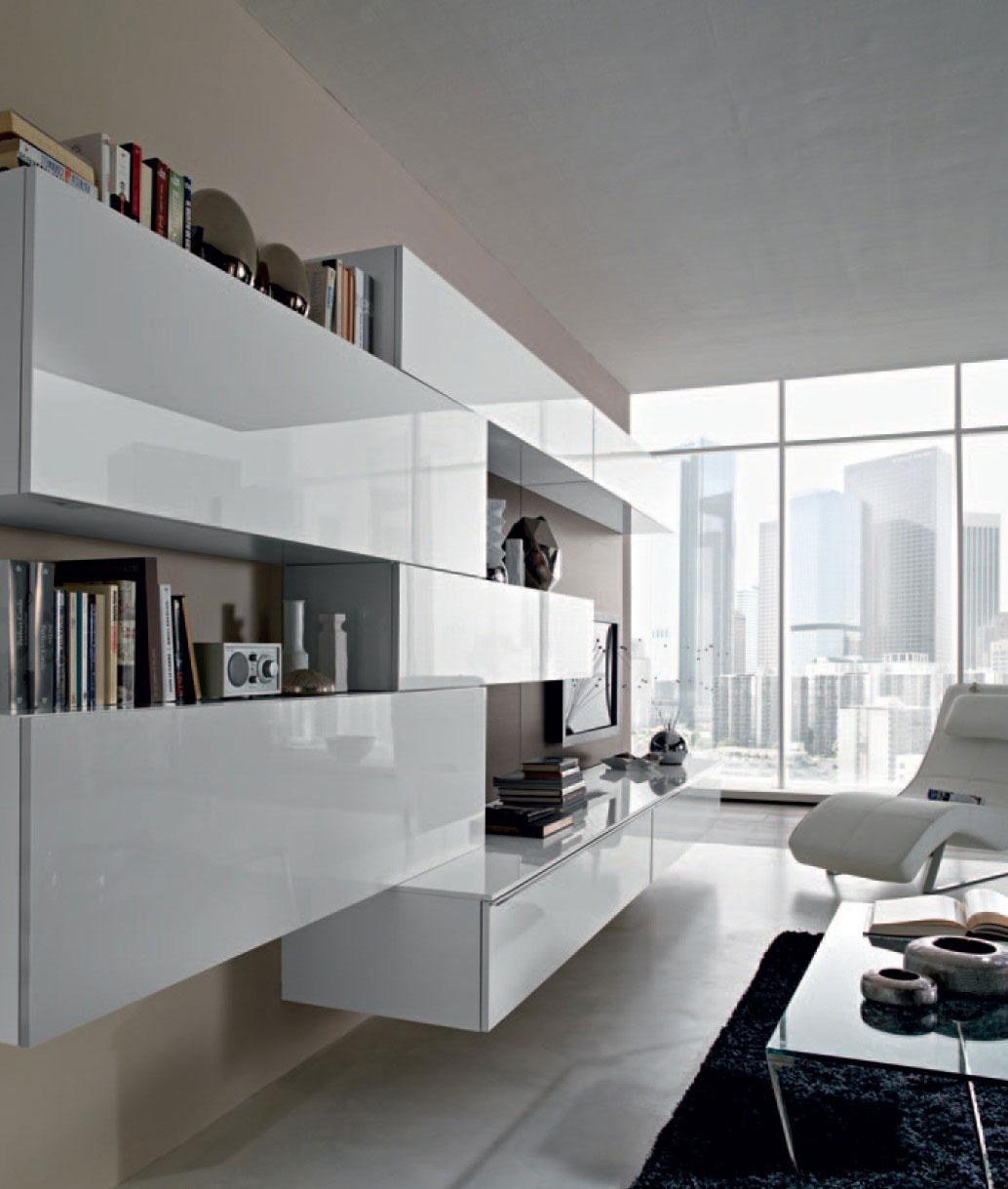 Projet n 6 10 - Decoration living couleurs ...