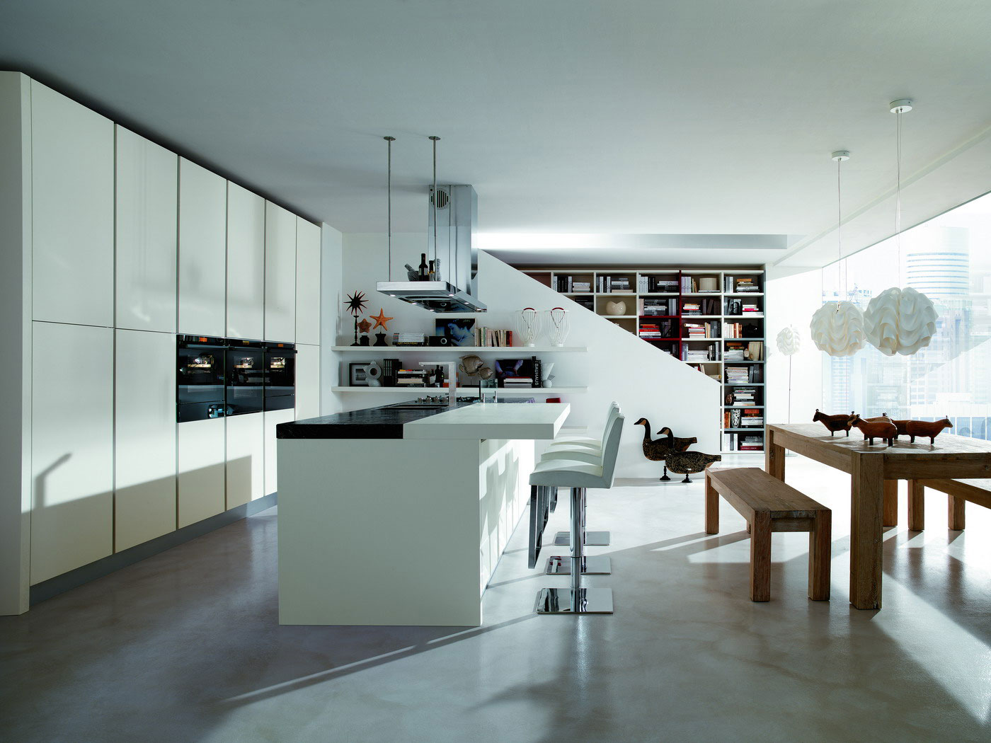 Cuisine Moderne Design Luxe Id E En Photo
