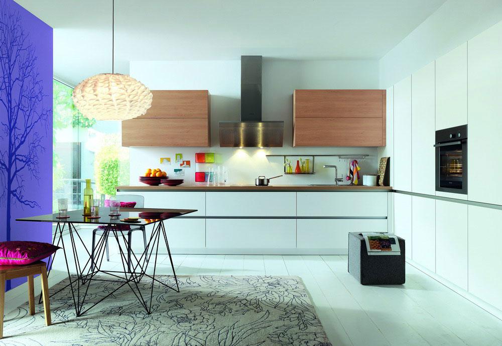 Cuisine de luxe haut de gamme de prestige ronde et design - Cuisine de luxe design ...